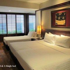 Отель Centre Point Sukhumvit Thong-Lo комната для гостей фото 2