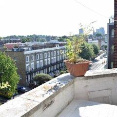 Отель Sunny 2 Bedroom Flat Between Camden Town & Primrose Hill Великобритания, Лондон - отзывы, цены и фото номеров - забронировать отель Sunny 2 Bedroom Flat Between Camden Town & Primrose Hill онлайн балкон