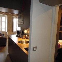 Апартаменты Saint Denis Apartment Париж в номере
