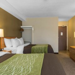 Отель Comfort Inn Dartmouth комната для гостей