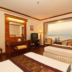 Champasak Grand Hotel комната для гостей фото 4
