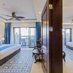 Отель Cilantro Villa комната для гостей фото 5