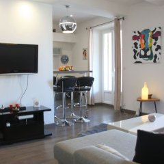 Отель Nice Garibaldi Ницца комната для гостей фото 4