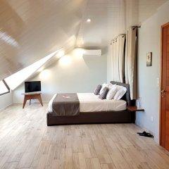 Отель Villa Tiarenui комната для гостей фото 4