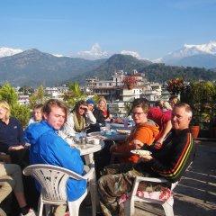 Отель Orchid Непал, Покхара - отзывы, цены и фото номеров - забронировать отель Orchid онлайн спортивное сооружение