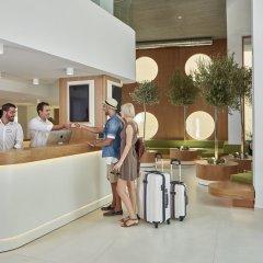 Olive Green Hotel интерьер отеля фото 2