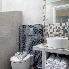 Отель Avraki Hotel Греция, Остров Санторини - отзывы, цены и фото номеров - забронировать отель Avraki Hotel онлайн ванная
