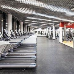 Гостиница Аструс - Центральный Дом Туриста, Москва фитнесс-зал фото 3