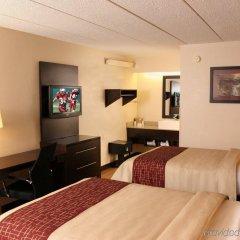 Отель Red Roof Inn & Suites Columbus - W. Broad комната для гостей фото 2