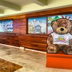 Отель Crown Paradise Club Cancun - Todo Incluido детские мероприятия фото 2