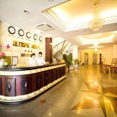 Olympic Hotel сауна