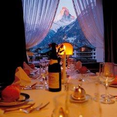 Отель Christiania Hotels & Spa Швейцария, Церматт - отзывы, цены и фото номеров - забронировать отель Christiania Hotels & Spa онлайн питание