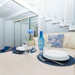 Апартаменты Kvart Apartment Dobryninskaya with sauna в номере