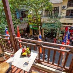Quoc Hoa Premier Hotel бассейн