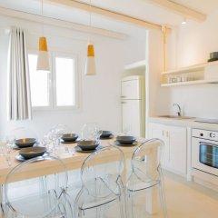 Отель Naxian Utopia Luxury Villas & Suites в номере