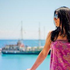 Отель Strada Marina Греция, Закинф - 2 отзыва об отеле, цены и фото номеров - забронировать отель Strada Marina онлайн фитнесс-зал