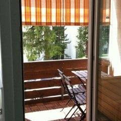 Отель Parkareal (Utoring) Швейцария, Давос - отзывы, цены и фото номеров - забронировать отель Parkareal (Utoring) онлайн балкон