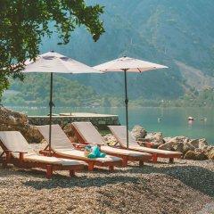 Отель Casa del Mare - Amfora Черногория, Доброта - отзывы, цены и фото номеров - забронировать отель Casa del Mare - Amfora онлайн пляж