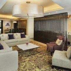Отель Hilton Capital Grand Abu Dhabi интерьер отеля