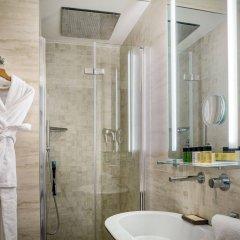 Hotel Bretagna ванная