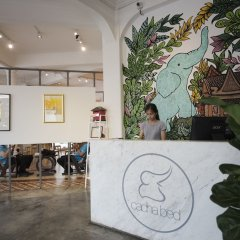 Отель Cacha bed Таиланд, Бангкок - отзывы, цены и фото номеров - забронировать отель Cacha bed онлайн помещение для мероприятий фото 2
