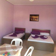 Отель Ria'S Apartments Албания, Ксамил - отзывы, цены и фото номеров - забронировать отель Ria'S Apartments онлайн комната для гостей