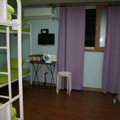 Seoul Station Pencil Hostel комната для гостей фото 4
