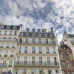 Апартаменты Sweet inn Apartments Galeries Lafayette-St Lazarre балкон