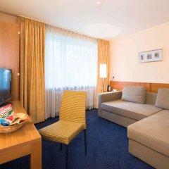 Отель Comfort Hotel Am Medienpark Германия, Унтерфёринг - отзывы, цены и фото номеров - забронировать отель Comfort Hotel Am Medienpark онлайн комната для гостей фото 2