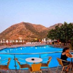 Отель Bali Paradise Hotel Греция, Милопотамос - отзывы, цены и фото номеров - забронировать отель Bali Paradise Hotel онлайн бассейн