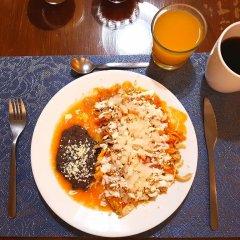 Отель La Querencia DF Мексика, Мехико - отзывы, цены и фото номеров - забронировать отель La Querencia DF онлайн питание фото 2