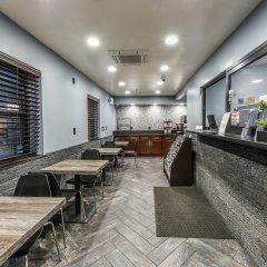 Отель Hollywood Inn Express LAX гостиничный бар