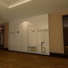 City Hotel Xian интерьер отеля