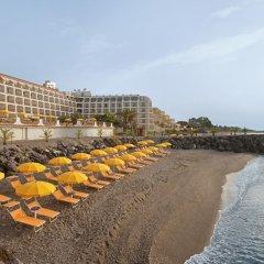 Отель RG Naxos Hotel Италия, Джардини Наксос - 3 отзыва об отеле, цены и фото номеров - забронировать отель RG Naxos Hotel онлайн пляж фото 2