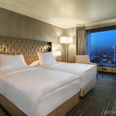 Отель Ankara Hilton комната для гостей фото 3