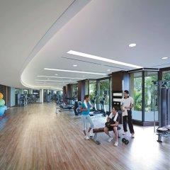Отель Shangri-la Бангкок фитнесс-зал фото 3