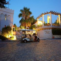 Отель Acrotel Athena Pallas Village парковка