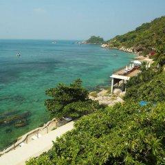 Отель Pinnacle Koh Tao Resort пляж