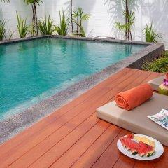 Отель L'esprit de Naiyang Beach Resort бассейн фото 6