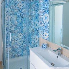 Апартаменты La Riviera apartment by Dimore in Sicily Сиракуза ванная