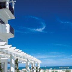 Отель Atlantic Италия, Риччоне - отзывы, цены и фото номеров - забронировать отель Atlantic онлайн пляж фото 2