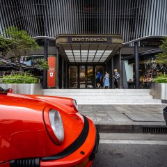 Отель Akyra Thonglor Bangkok Таиланд, Бангкок - отзывы, цены и фото номеров - забронировать отель Akyra Thonglor Bangkok онлайн бассейн фото 3