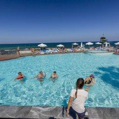 Отель Dessole Malia Beach – All Inclusive бассейн фото 2