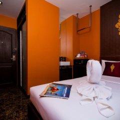 Отель Violet Tower at Khaosan Palace Таиланд, Бангкок - отзывы, цены и фото номеров - забронировать отель Violet Tower at Khaosan Palace онлайн ванная