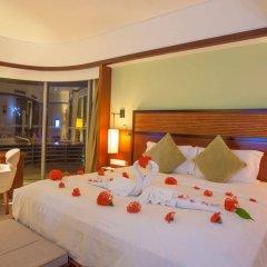 Отель Grand Soluxe Hotel & Resort, Sanya Китай, Санья - отзывы, цены и фото номеров - забронировать отель Grand Soluxe Hotel & Resort, Sanya онлайн сейф в номере