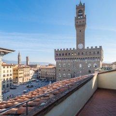 Отель Relais Piazza Signoria Флоренция балкон