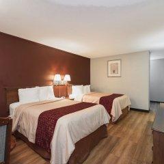 Отель Red Roof Inn Meridian комната для гостей фото 3