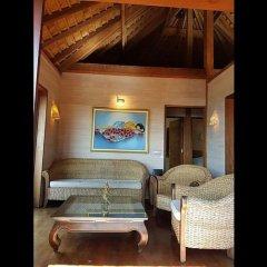 Отель Villa Anuanua - Moorea Папеэте интерьер отеля