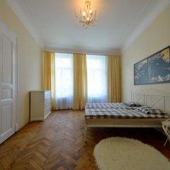Отель Pařížská 1 Чехия, Прага - отзывы, цены и фото номеров - забронировать отель Pařížská 1 онлайн комната для гостей фото 2