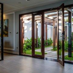 Отель Vinpearl Resort & Spa Hoi An фитнесс-зал